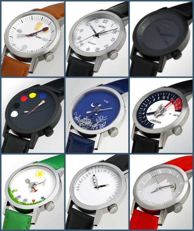 Die neue Dimension bei Akteo: Armbanduhren mit 42 mm Gehäuse