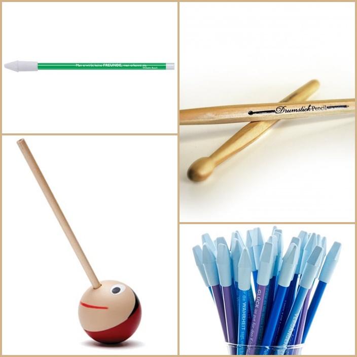 Coole Bleistifte bei Coolinarium