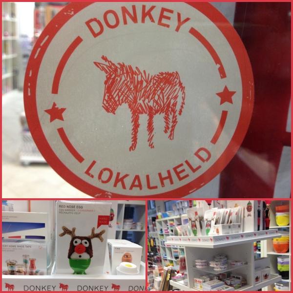 Donkey Lokalheld in Aschaffenburg