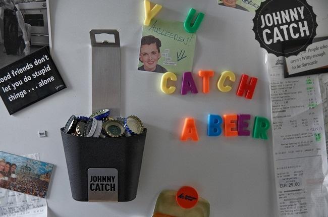 Johnny Catch wird kommen!