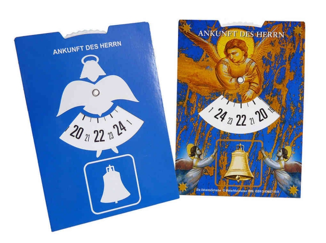 Ein ganzjährig verwendbarer Adventskalender