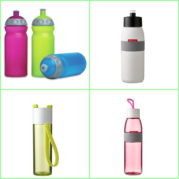 Mit den Trinkflaschen von Rosti Mepal gut unterwegs
