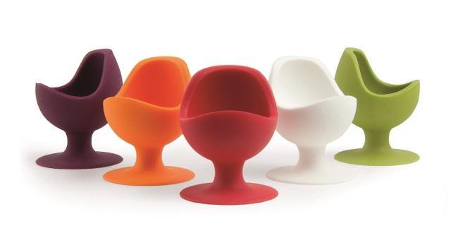 Eierbecher Silicon Chair