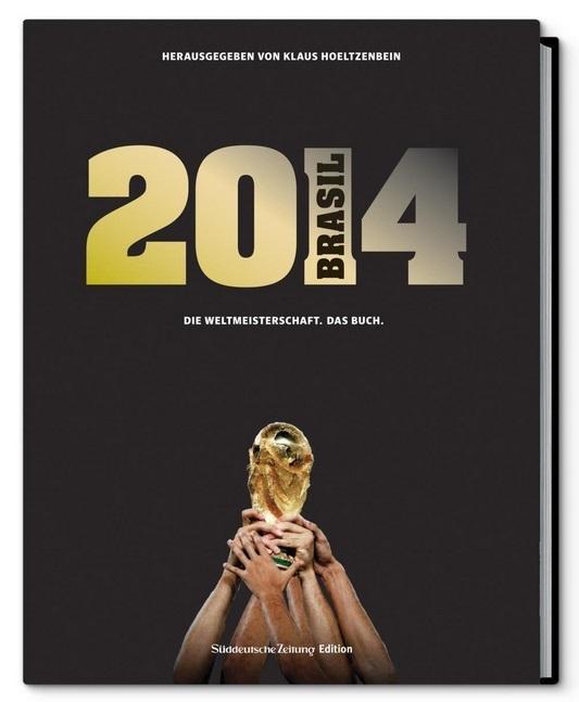 Buchtitel Brasil 2014