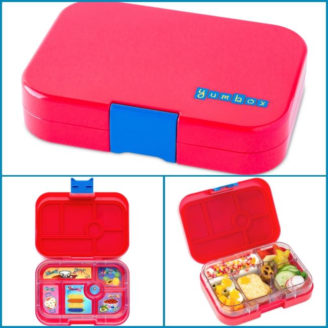 Die perfekte Lunchbox für abwechslungsreiche Snacks