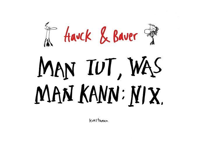 Hauck & Bauer - Buch