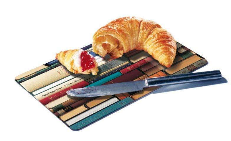 Remember Frühstücksbrettchen - Für Leseratten