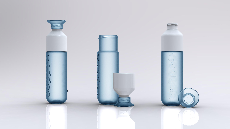 Dopper - Die perfekte Trinkflasche für Leitungswasser