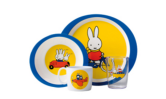 Geschirr-Serie Miffy Travel