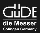Güde Messer Serie Alpha - Filiermesser flexibel