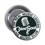 Colos-Saal Button - For real Music Lovers