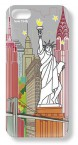 Pylones iPhone 5 Backcover-Schutzhülle - I cover New York