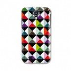 Remember Backcover-Hartschale Galaxy S4 - MobileCase Pyramids