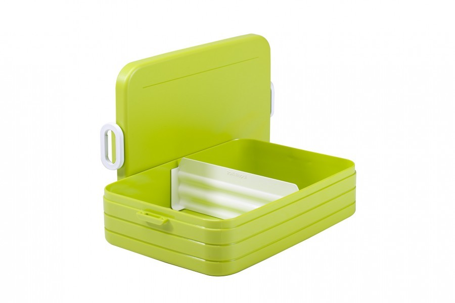 rosti mepal lunchbox tab large latin lime drau en grillen bbq picknick outdoor accessoires. Black Bedroom Furniture Sets. Home Design Ideas