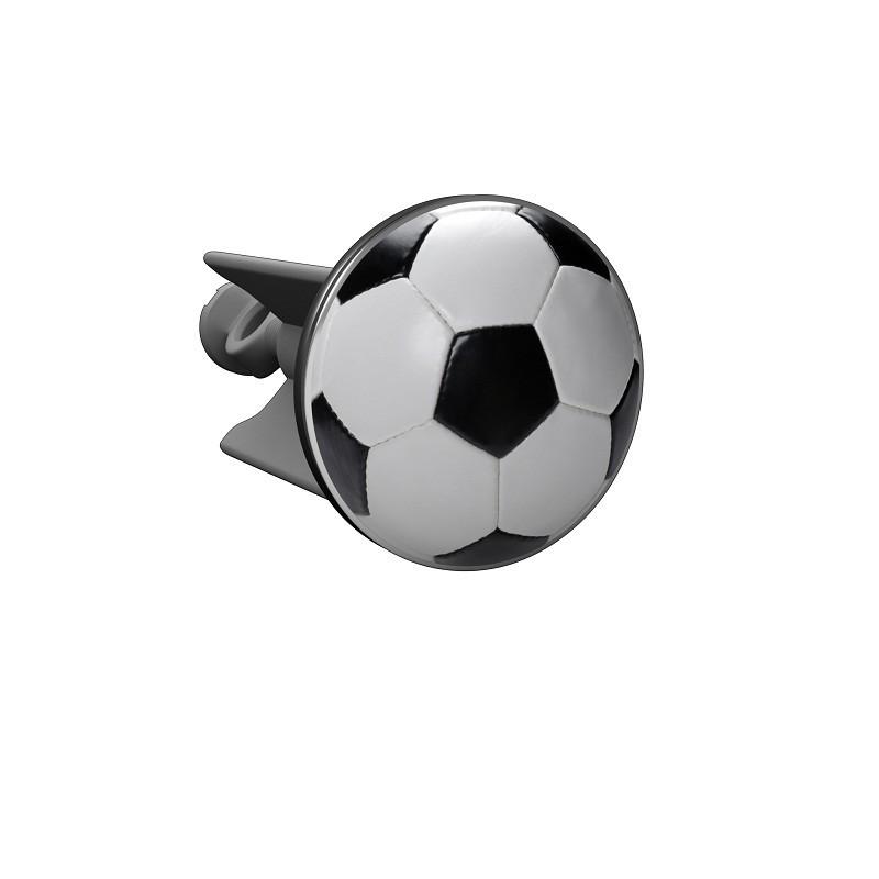 2CA WaschbeckenStöpsel plopp  Fußball Drinnen Im Bad Stöpsel