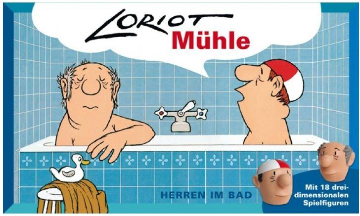 Loriot Scrabble