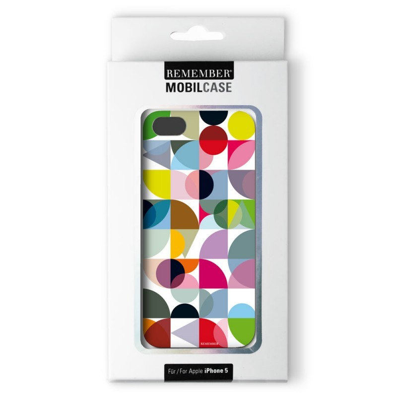 Remember Backcover-Hartschale iPhone 5 - MobileCase Solena 18,00 €